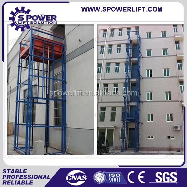 warehouse elevator lift