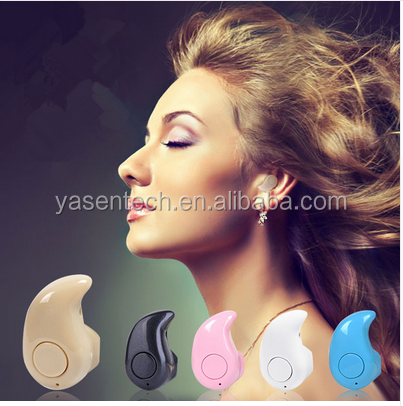 Hot s530 mini wireless bluetooth earbuds Wireless Bluetooth Earphone Music Sport Stereo Earbuds With Mic For Mobile Phone