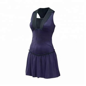 Custom Women Tennis Wear Ladies Tennis Dress
