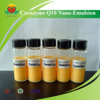 High Quality Coenzyme Q10 Nano-emulsion