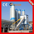Made in China low cost elba HZS90 belt conveying concrete batching plant