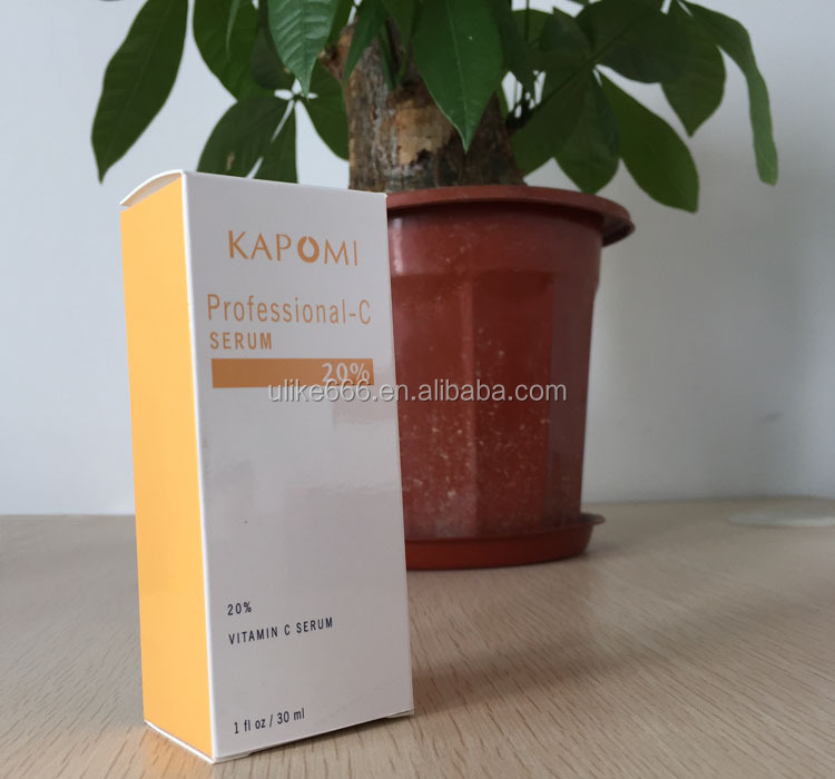 Original brand KAPOMI 20% Vitamin C VC serum 1fl.oz 30ml