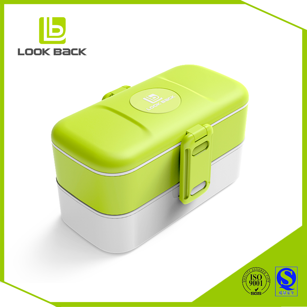 new products plastic leakproof pp lunch box tiffin carrier