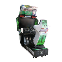 Initial D Stage 3 Arcade Game Machine