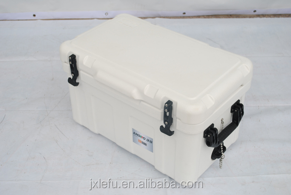 Outdoors plastic Fishing Cooler Box with handle 35L