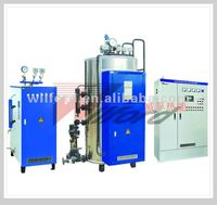 100-500kg/h commercial laundry equipment high efficiency low pressure electric steam boiler