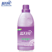 Bluemoon Brand Wholesale Laundry Detergent Lubricate The Surface Keep Your Clothes Shiny Comfortable Downy Fabric Softener