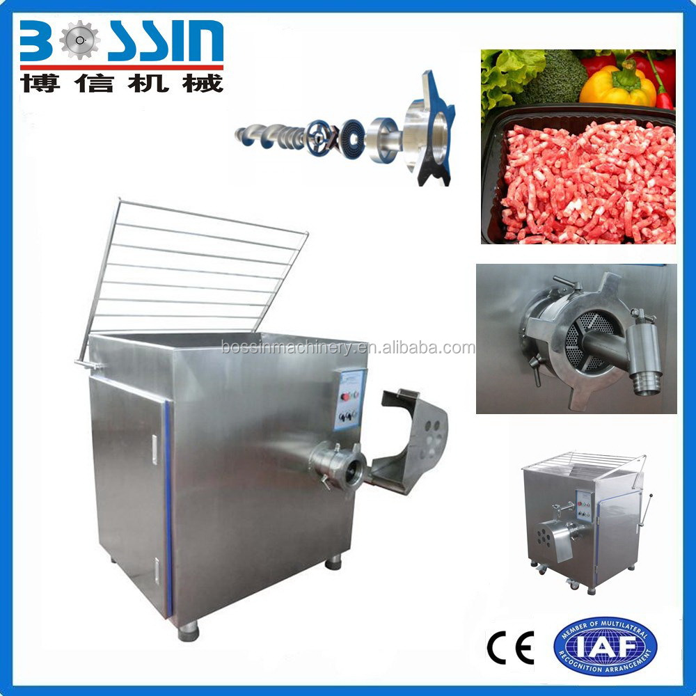 Excellent quality hot selling meat mince grinding machine