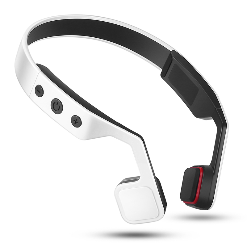 YKL-701 Wireless Bluetooth 4.0 Bone Conduction Headphone Stereo Music Headset Sports Waterproof Earphone For Running Cycling