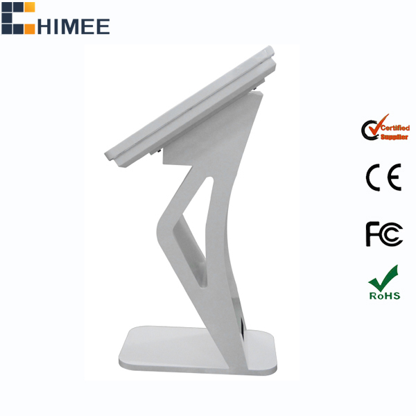 42/47/55 inch floor standing LCD signage android tablet kiosk stand touch screen android kiosk