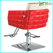 beauty salon furniture solid wood Hydraulic salon chair used footrest