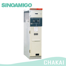 China's fastest growing factory best quality HXGN15-12L HV Switchgear Metal-clad AC Ring Main Unit air insulated switchgear