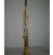 Hot Sales Soprano Sax With Silver Plated Keys