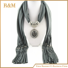 hot sale pendants water droplets jewel scarf