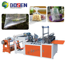 Newest Heat-sealing and Cold Cutting Bag Making Machine/Shopping Plastic Bag Making Machine