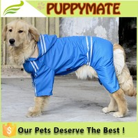 Hot sale Factory price Dog raincoat for large dogs/pet products accessories wholesale