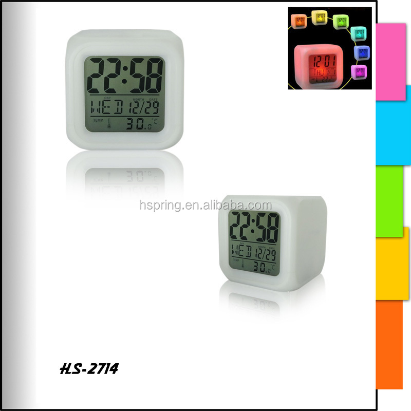 Superior Quality dual projector alarm clock China Supplier