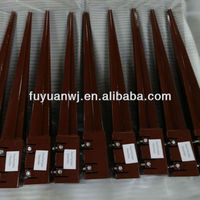 Q235 fence post metal anchors ( professional manufacturer )