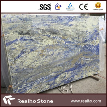 blue sodalite exotic quartzite granite slab