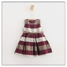 Kids Frock Designs Pictures Girls Party Dresses Striped Design Autumn Kids Children Dresses