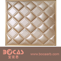 luxury living room decorative interior wall panels for 3d wall panel
