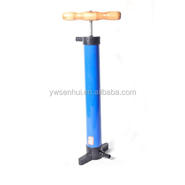 alibaba express price of bicycle foot pump/hand primer pump/manual foot air pump