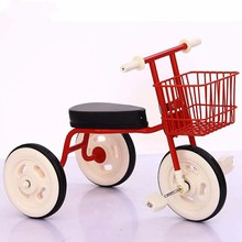 Children bicycle basket
