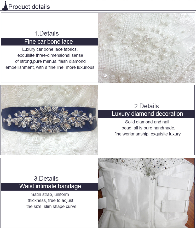 Factory wholesales 100% real photos long champagne anti-wrinkle A-line off-shoulder elegant patterns of lace evening dress