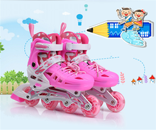 as seen on tv kids shoes new style inline roller skate / land roller skate / dirt roller skate