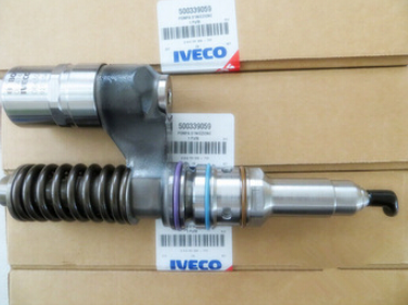 Orginal and genuine BOSCH Unit injector 0414701006 for IVECO,FIAT,CASE NEW HOLLAND 500339059 FROM BEACON MACHINE