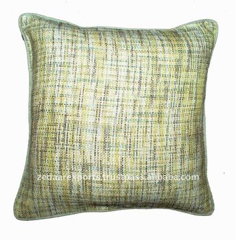 Handloom texture Cushion cover