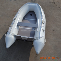 2 persons inflatable fishing boat