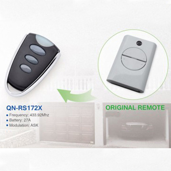 Hot Wireless Universal Programmable Remote Control For Gate QN-RS172X