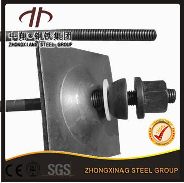 High Quality Mining Reinforced Rock Bolt Manufacturer