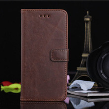 PU Leather phone case, flip wallet leather back cover with card slot for iPhone 6 6s 6 plus