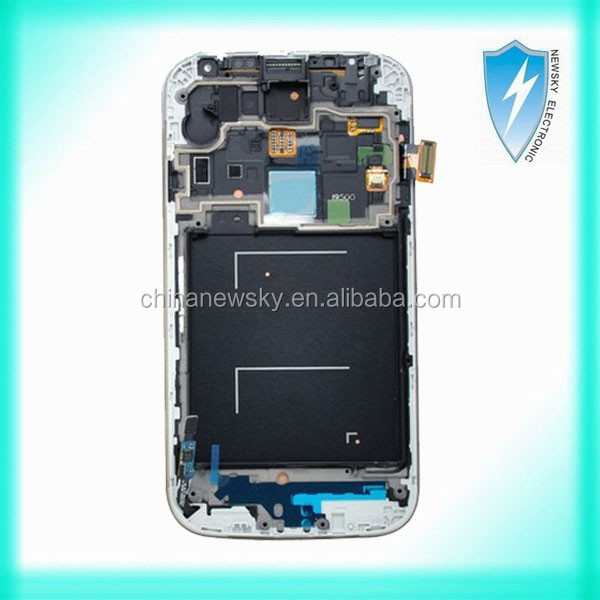 for samsung galaxy s4 i9500 lcd with touch screen assembly