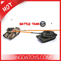 Top Selling!YH4101C Remote Control Infrared Fighting RC Tank Battle(set)