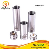 Ciggallery health mechanical electronic cigarette magnet switch caravela mod clone on sale
