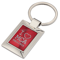 High quality business promotion gift custom keychain metal with custom Logo