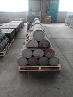 Ductile iron/Grey iron Continuous cast iron bar prices China