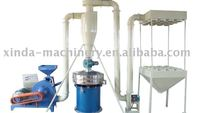Plastic powder milling machine