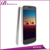 4.5 inch touch sreen smartphone with dual sim card double camera china supplier alibaba express