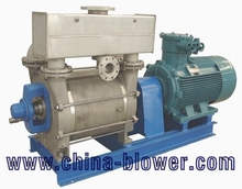 oil and gas industry-usage water ring vacuum pump