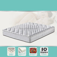 euro box top spring compression spring mattress