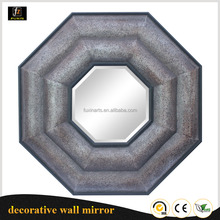Wholesale factory decor furniture fashionable design wall framed mirror