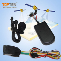 Easy install gps tracker with U-blox chip GPRS GSM network and remote cutoff engine monitor fleet manage