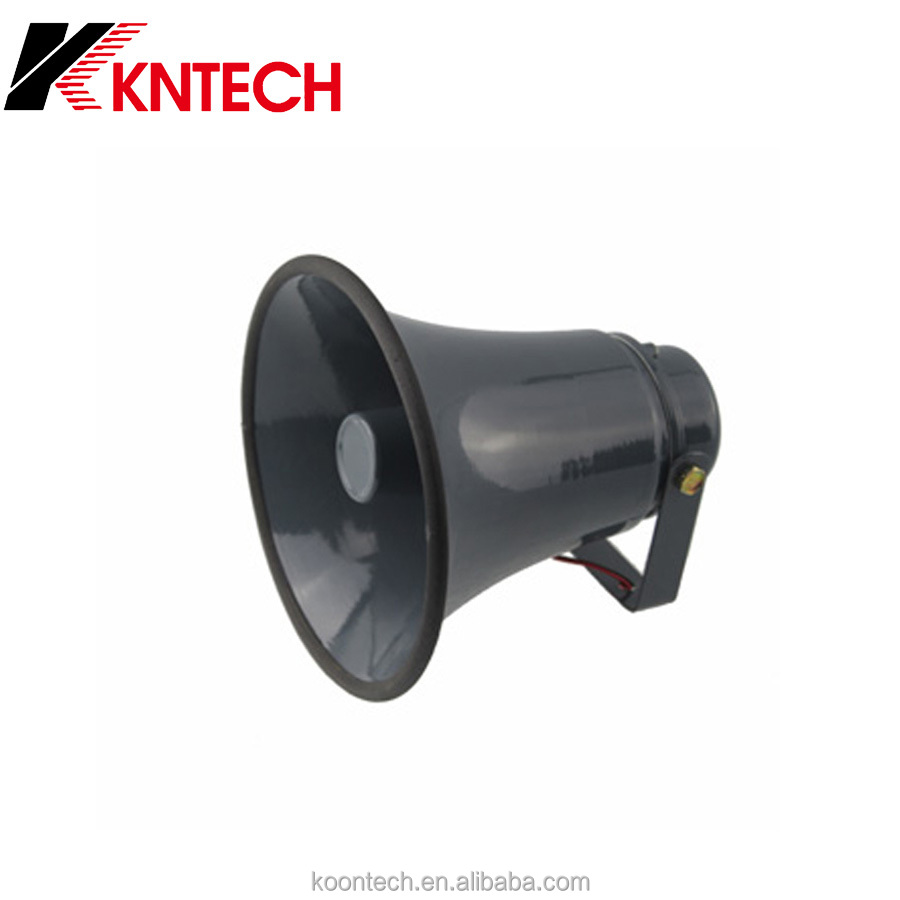 Public address speaker/voip speaker