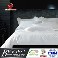 hotel clean &close white bed sheet bedding set