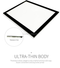 Ultra-thin Drawing Tablets Tracing LED Light Pad LED copy/tracking board