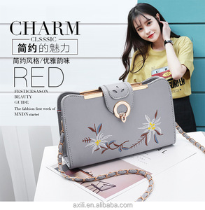 Korean Europe USA UK wholesale Ladies fancy bags leather vanity bag classy shoulder bags